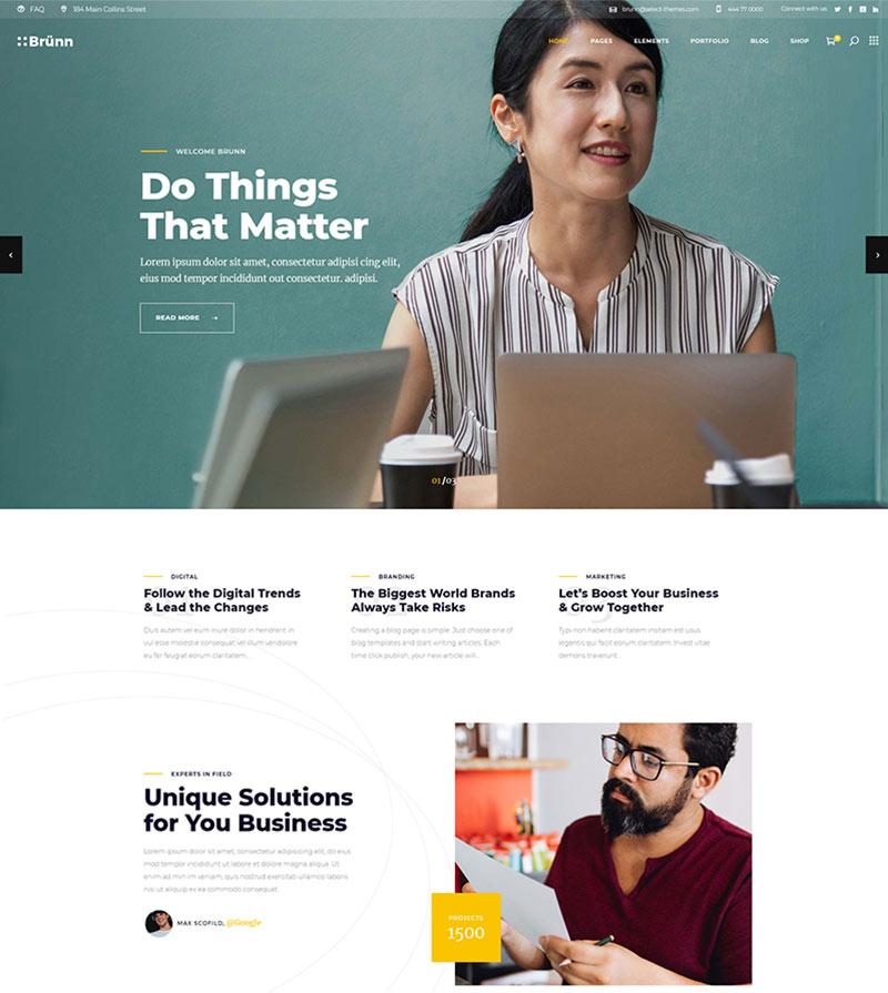 coram web design